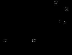 thyroxin molekyl